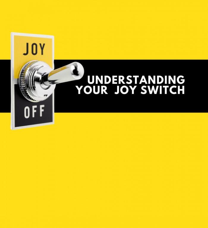 Understanding Your Joy Switch